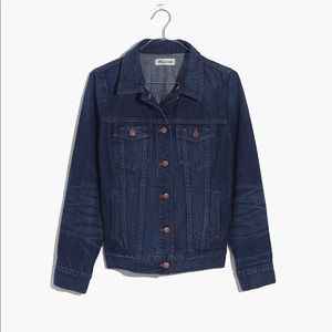 🖤NWT MADEWELL THE JEAN JACKET IN BRIARWOOD WASH🖤